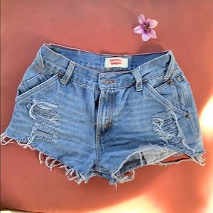 2 for 35 ❗️Levi High rise shorts vintage